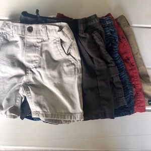SET OF 6 2T Shorts